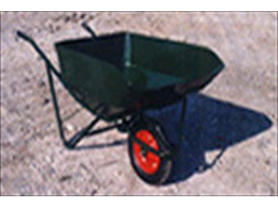 鉄製ジャンボ一輪車 130 リットル ☆☆