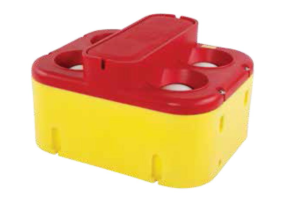リッチー不凍給水器 CT4-2000