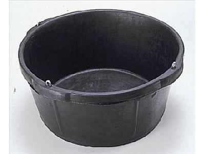 飼料桶 ゴム 24リットル フック付