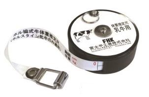 体重推定尺(乳牛用)