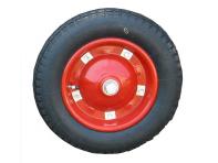 3.25×8 一輪車用ノーパンクタイヤ(国産)