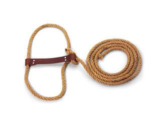ロープ頭絡