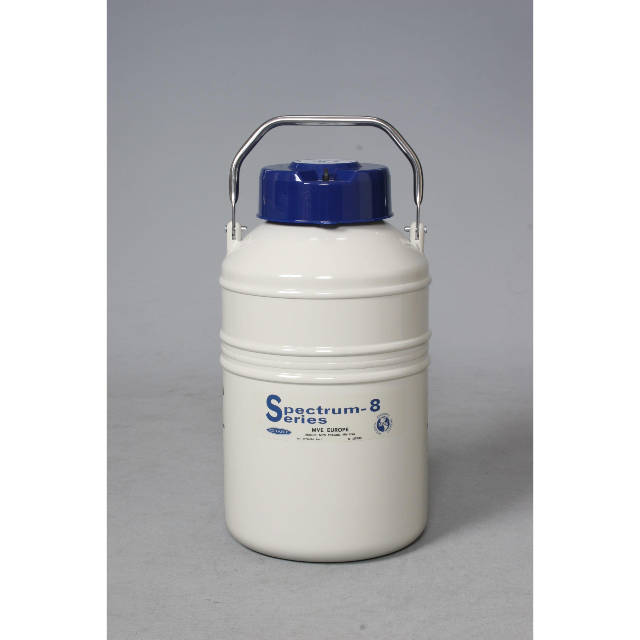 MVE液体窒素保存容器スペクトラム8