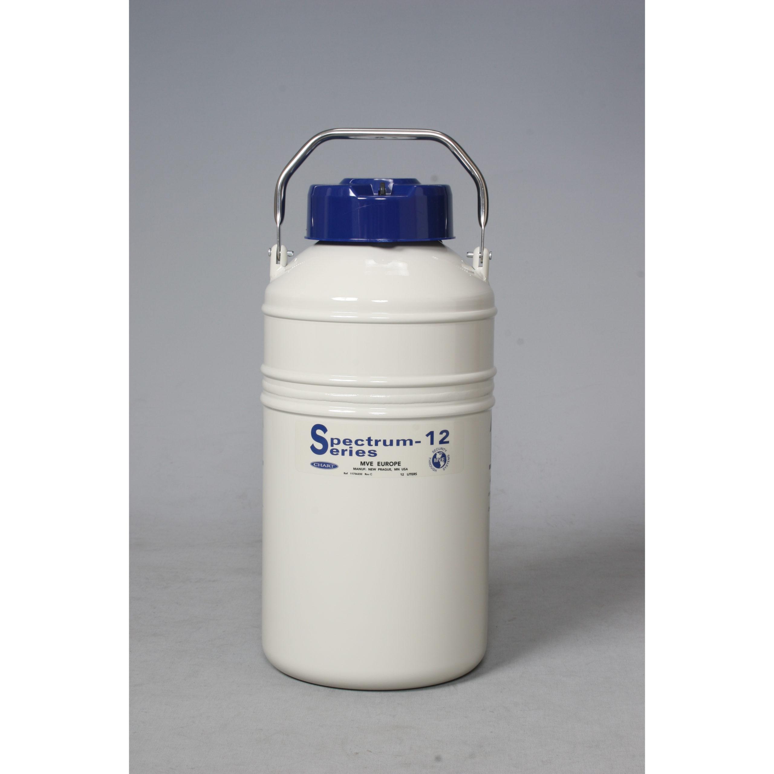 MVE液体窒素保存容器スペクトラム12