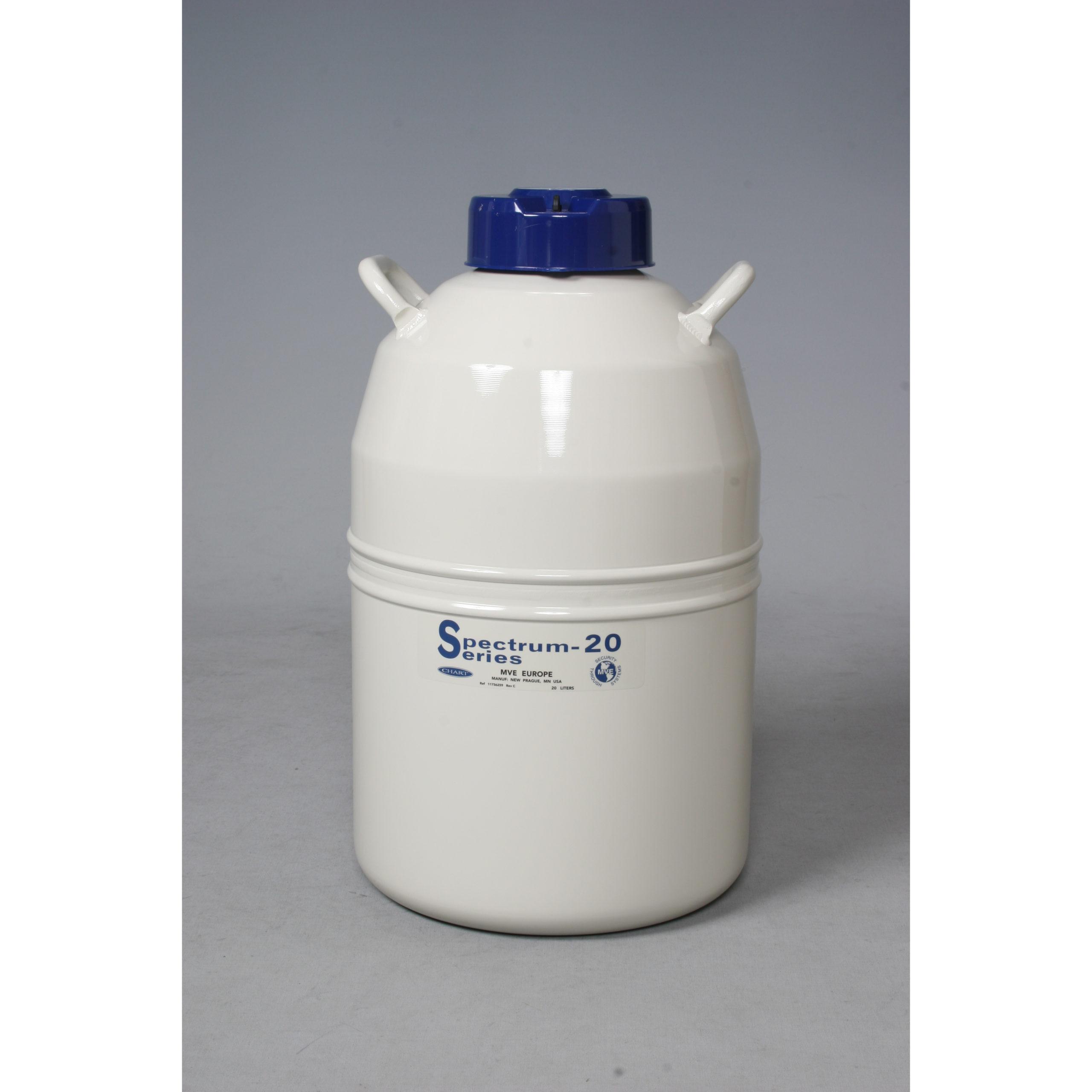 MVE液体窒素保存容器スペクトラム20