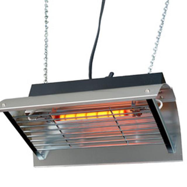 赤外線暖房器具