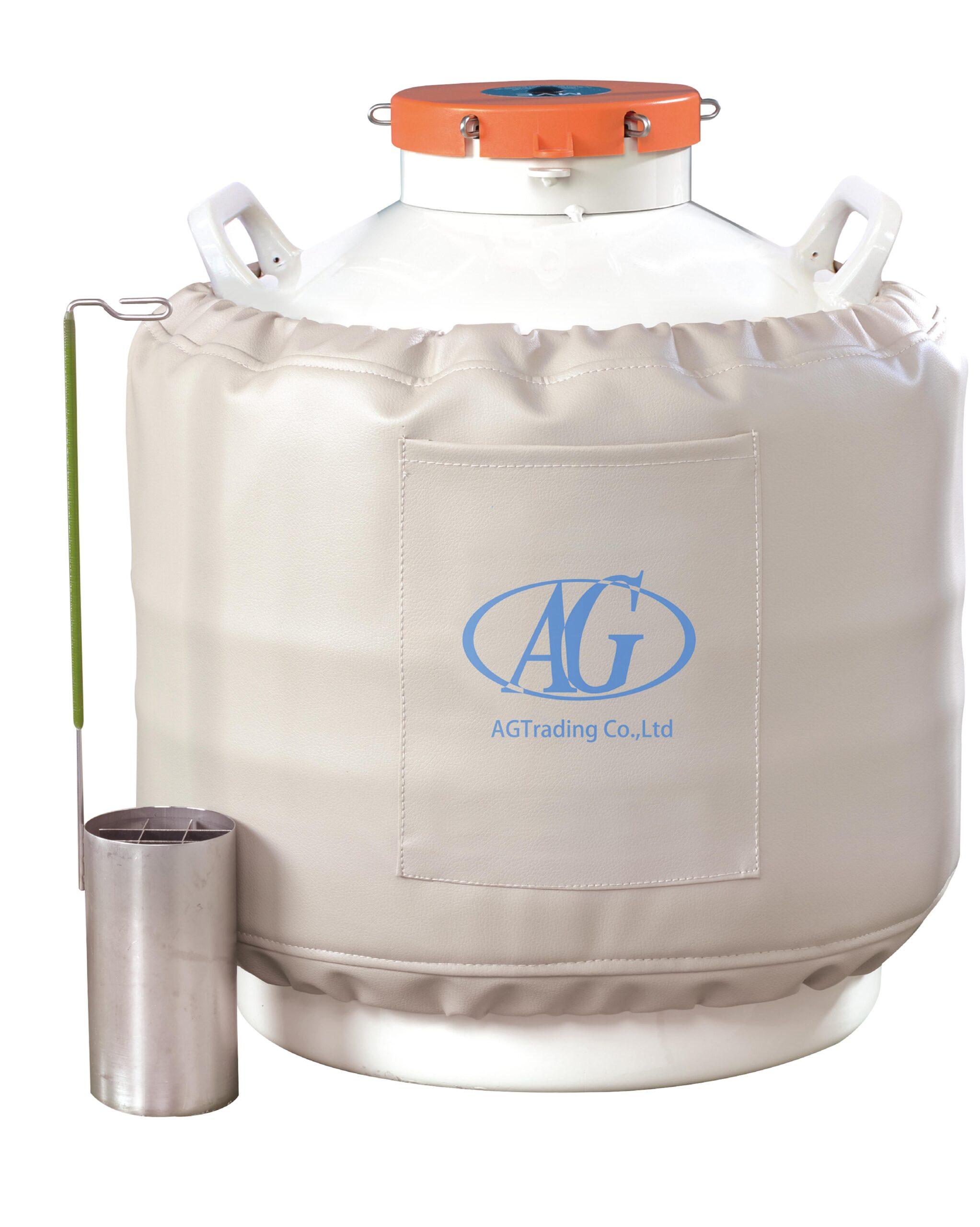 MVE液体窒素保存容器ET-12/4-9
